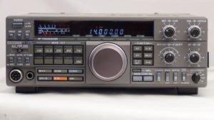 Kenwood TS-440SAT + accessories